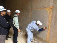 聚合物防水砂浆在wu锡现场受好评